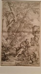Democritus omnium derisor in omnium fine defigitur